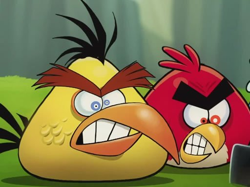 Angry Birds Match 3 Online