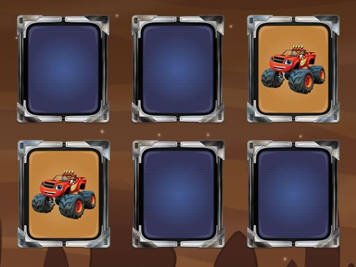 Blaze Monster Machines Memory Online