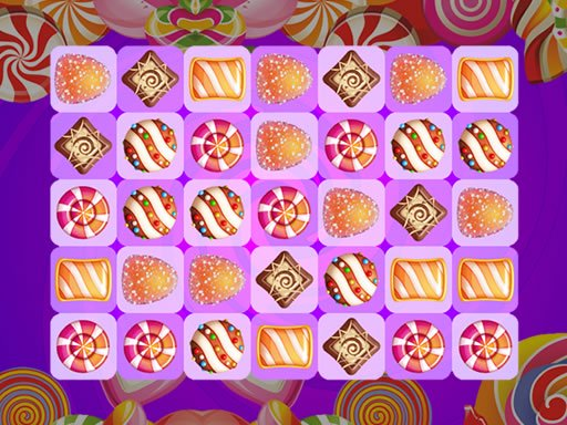 Candy Match 3 Deluxe Online