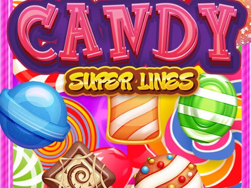 Candy Super Lines Online