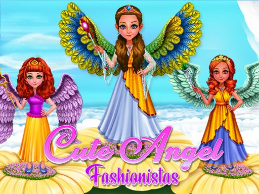 Cute Angel Fasionistas Online