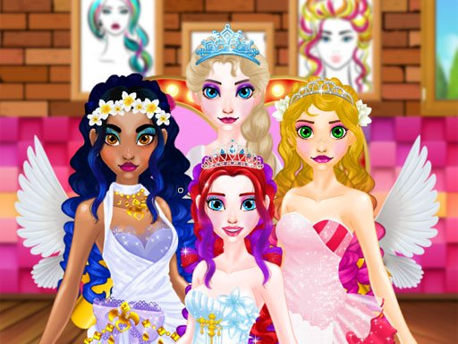 Elsa - Wedding Hairdresser For Princesses
