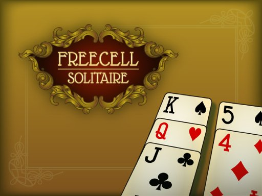 Freecell Solitaire Online