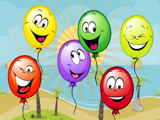 Funny Balloons Online