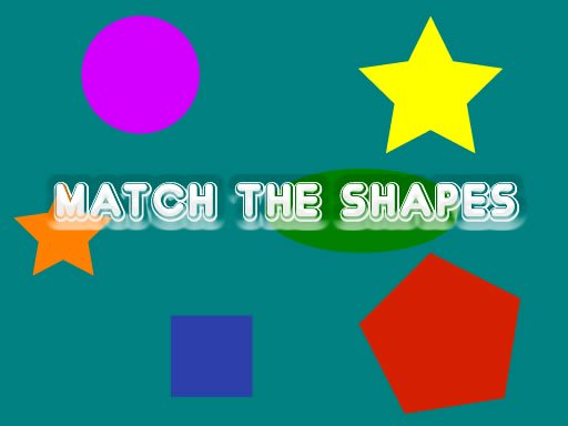 Match The Shapes Online
