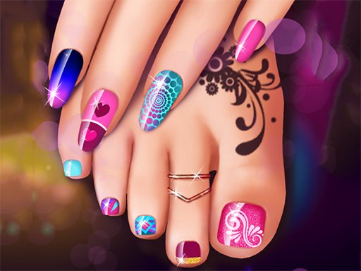 Nail Art Fashion Salon Online