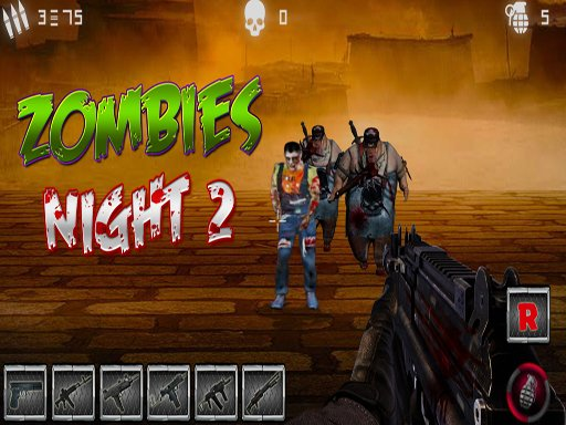 Zombies Night 2
