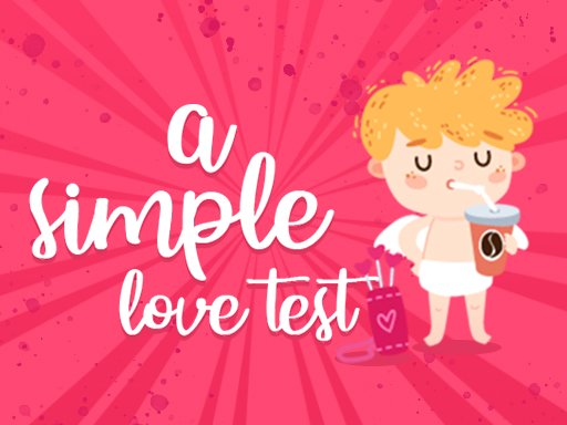 a Simple Love Test Online