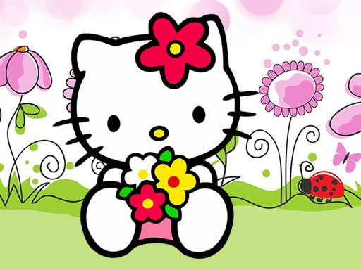 Hello Kitty Jigsaw Online
