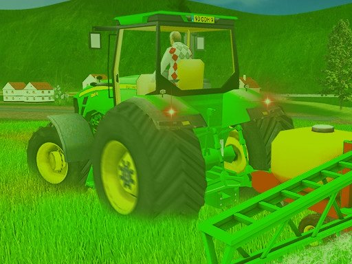 Tractor Farming Online
