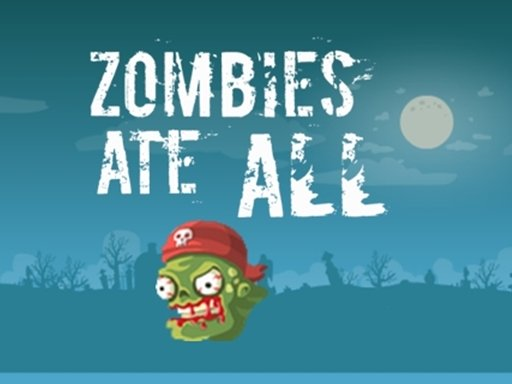 Zombie Ate All Online